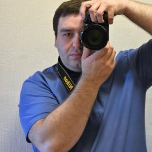 Евгений Брумберг- фотограф Челябинска