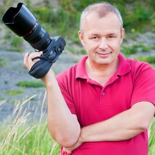 Сергей Воронин - фотограф Томска