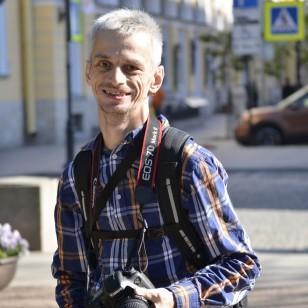 Федор Соболев - фотограф Санкт-Петербурга
