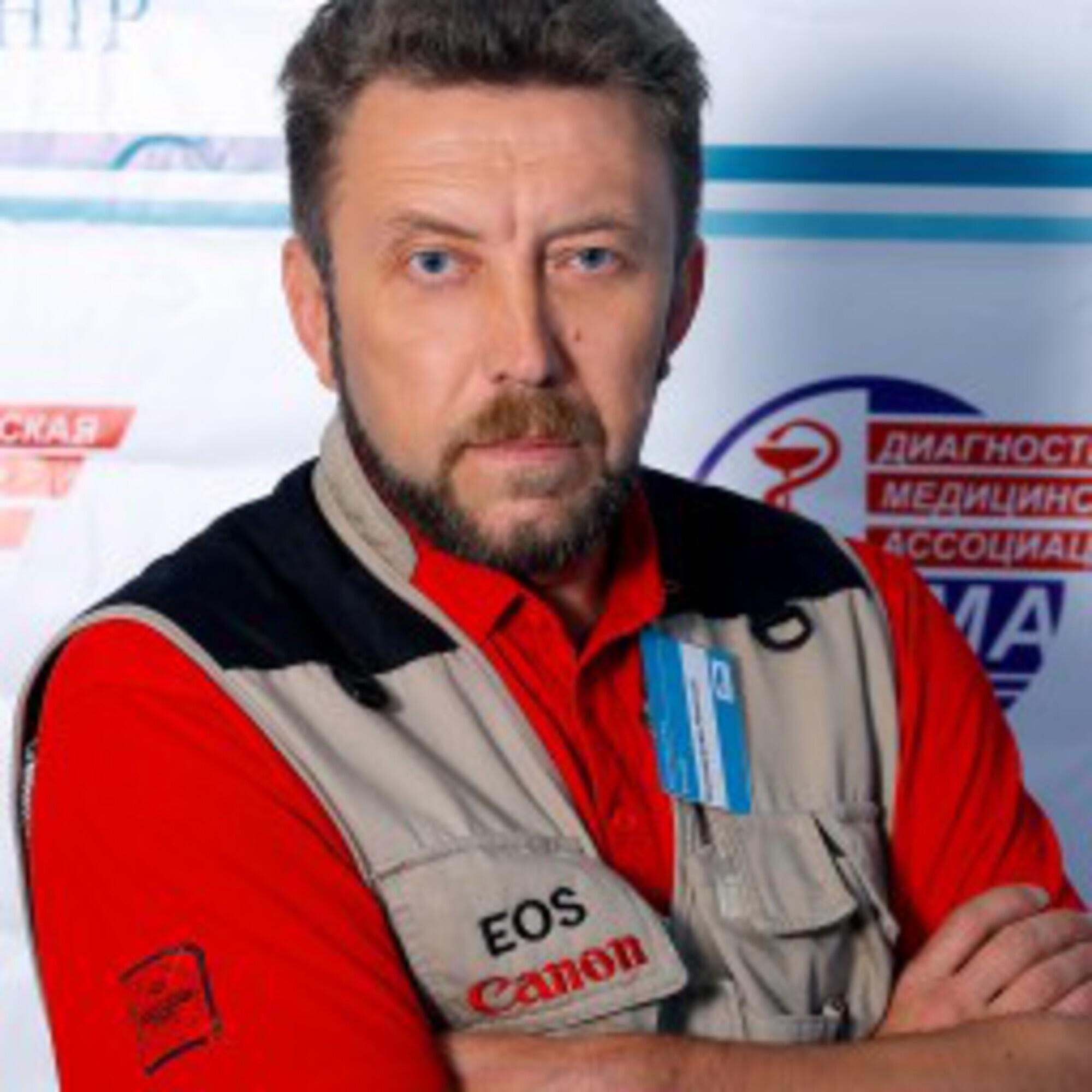 Николай Благонравин - фотограф Иркутска