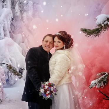 Альбом: Свадьба Зимой, 18 фотографий