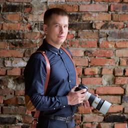 Вячеслав Фомин - Фотограф Иркутска