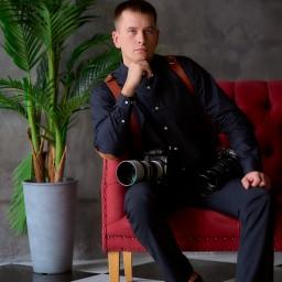 Вячеслав Фомин - Видеооператор Иркутска