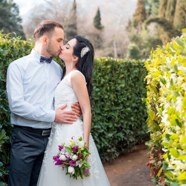 Альбом: Свадебная фотосъемка, 50 фотографий