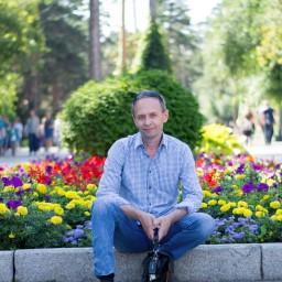 Сергей Шитов - фотограф Томска