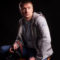 Макс Орловский - фотограф Твери