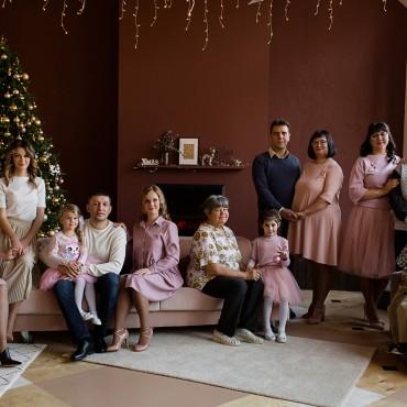 Альбом: Большая семья, 11 фотографий