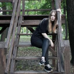 Виктория Д. - модель Самары