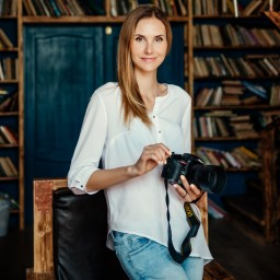 Евгения Хавва - фотограф Краснодара