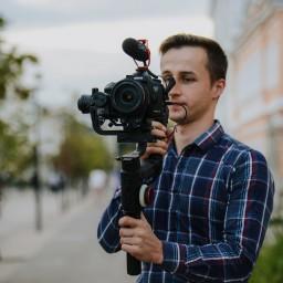 Борис Глоба - Видеооператор Тулы