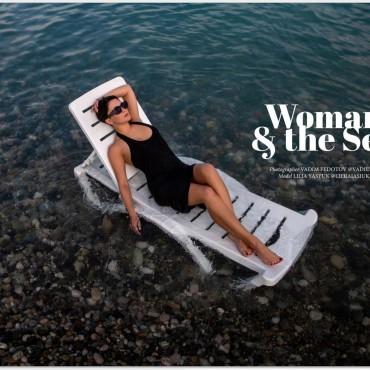 Альбом: Зарубежные журналы , 35 фотографий