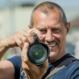 Владимир Лебедев - фотограф Новосибирска