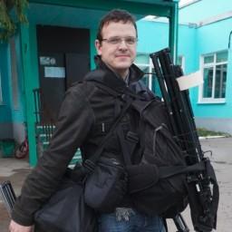 Андрей Крупский - фотограф Тулы