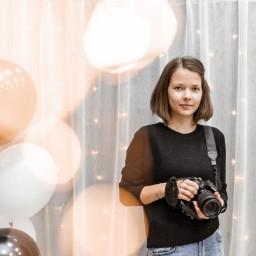 Екатерина  Кравчун - видеограф Самары