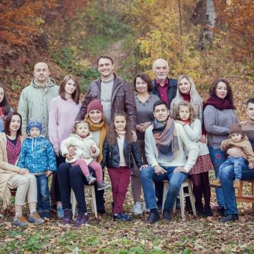 Альбом: Семейная фотосъемка, 22 фотографии