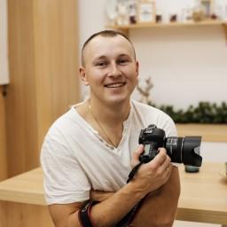 Николай Мироманов - фотограф Симферополя