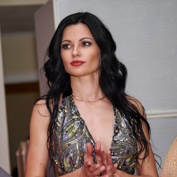 Наталья Паршакова - модель Москвы