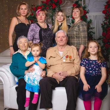 Альбом: Семейная фотосъемка, 13 фотографий