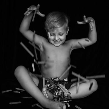 Альбом: Детская фотосъемка, 18 фотографий