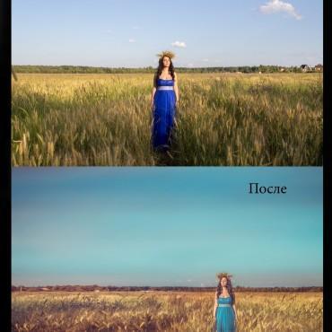 Альбом: Фоторетушь, 5 фотографий