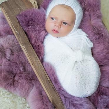 Фотография #508745, автор: Фотостудия для новорожденных