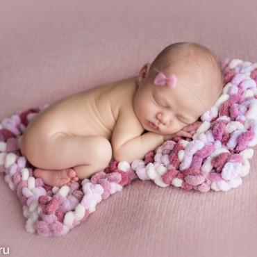 Фотография #508740, автор: Фотостудия для новорожденных