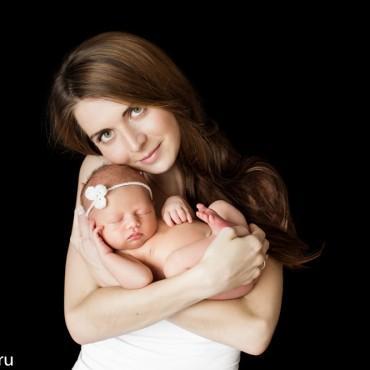 Фотография #508750, автор: Фотостудия для новорожденных