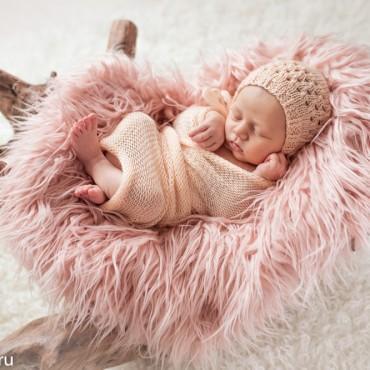 Фотография #508749, автор: Фотостудия для новорожденных