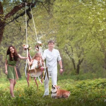 Альбом: Семейная фотосъемка, 40 фотографий
