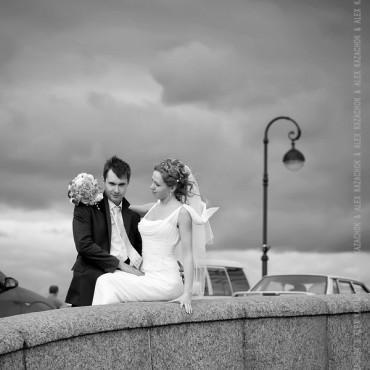Альбом: Свадебная фотосъемка 2, 50 фотографий