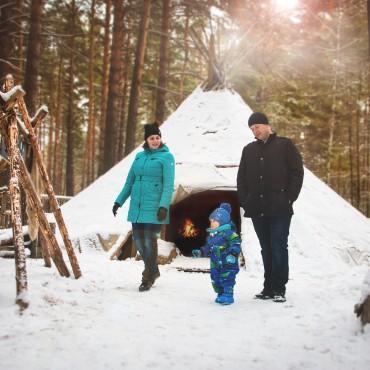 Альбом: Семейная фотосъемка, 5 фотографий