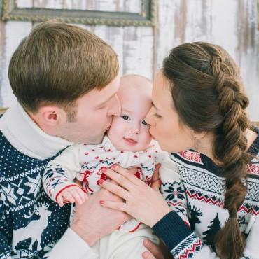 Альбом: Семейная фотосъемка, 35 фотографий