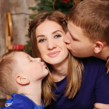 Альбом: Семейная фотосъемка, 33 фотографии