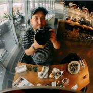 Максим Захаркин - Фотограф Екатеринбурга