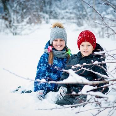Альбом: Зимние фотопрогулки, 18 фотографий