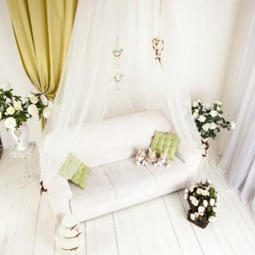 Фотография #279907, автор: Белая комната. Интерьерная фотостудия в Самаре