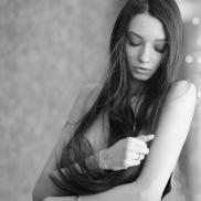 Лика Иванова - модель Красноярска