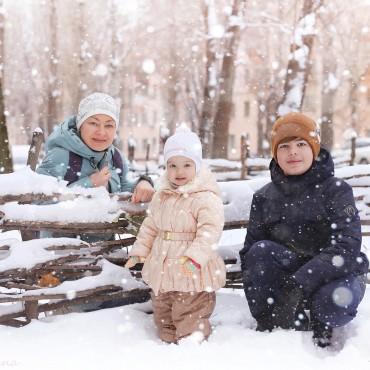 Альбом: зимние фотопрогулки, 10 фотографий