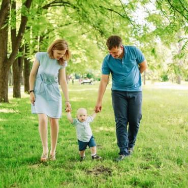 Альбом: Семейная фотосъемка, 44 фотографии