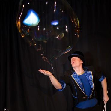 Альбом: шоу мыльных пузырей, 15 фотографий