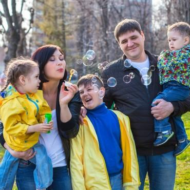 Альбом: Семейная фотосъемка, 9 фотографий