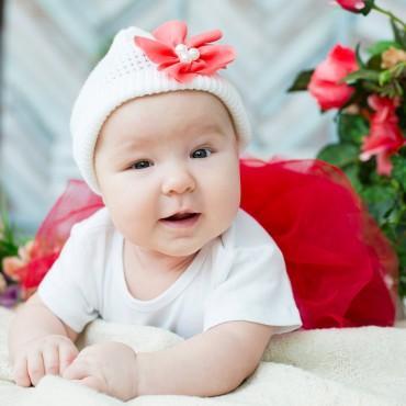 Фотография #479006, автор: Прокат реквизита для новорожденных и малышей