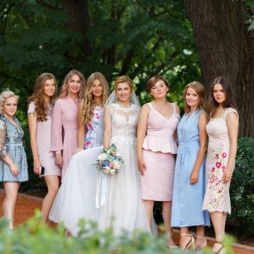 Альбом: Свадебная фотосъемка, 26 фотографий