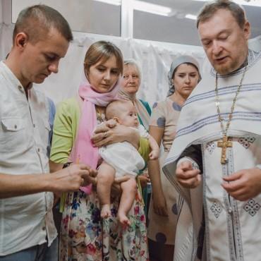 Альбом: Крещение, 12 фотографий