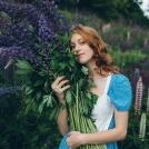 Светлана Алексеева - модель Тулы