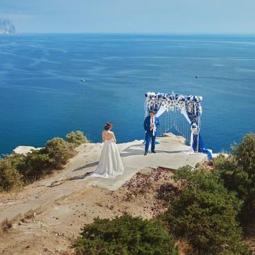 Альбом: Свадьба для двоих в Крыму - 1, 48 фотографий