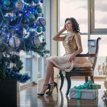 Альбом: Новогодние фотосессии, 11 фотографий