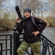Александр Титов - фотограф Твери